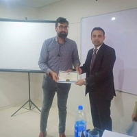 Financial Risk Management Training conducted at IFMP on 28th March, 2019